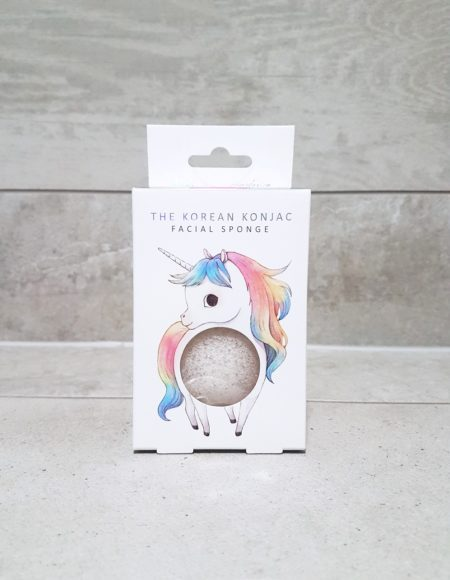 Konjac Sponge Mythical Unicorn