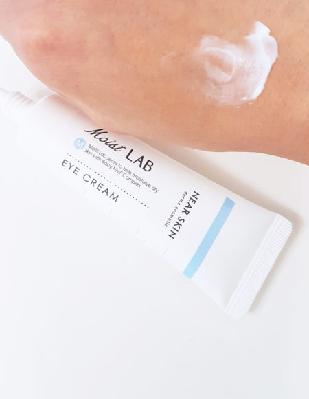 Near Skin Moist Lab Eye Cream -silmäympärysvoide