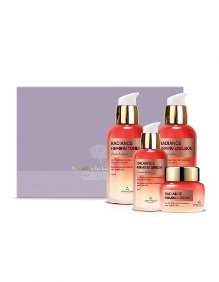 The Skin House Radiance Firming Gift Set
