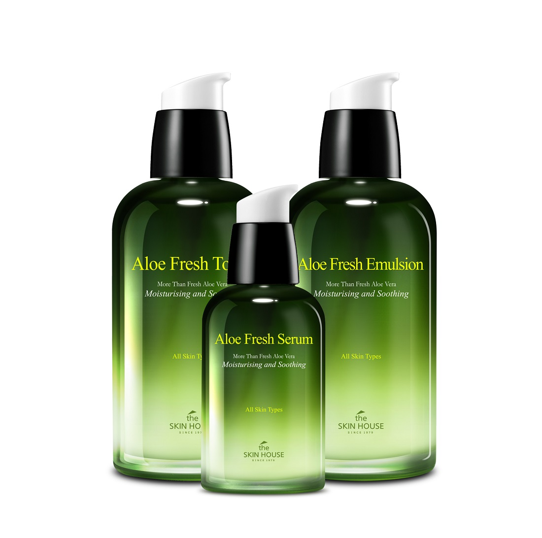 The Skin House Aloe Fresh -sarja