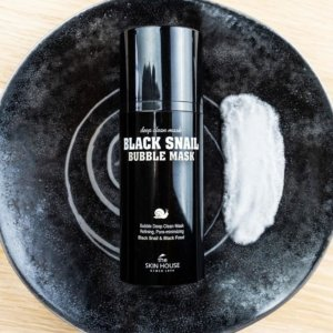 Black Snail Bubble Mask koostumus
