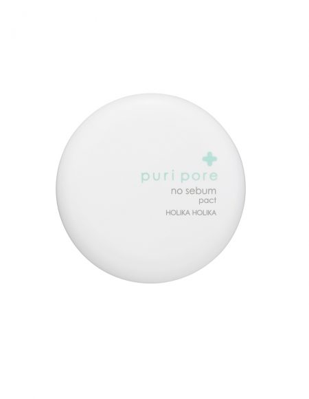 Pure Pore No Sebum Pact -mineraalipuuteri