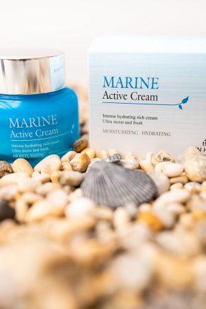 Marine Active Cream -kasvovoide
