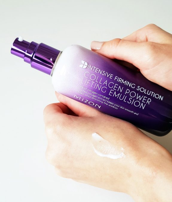 Mizon Collagen Power Lifting Emulsion 5