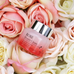 Rose Heaven Cream -kasvovoide