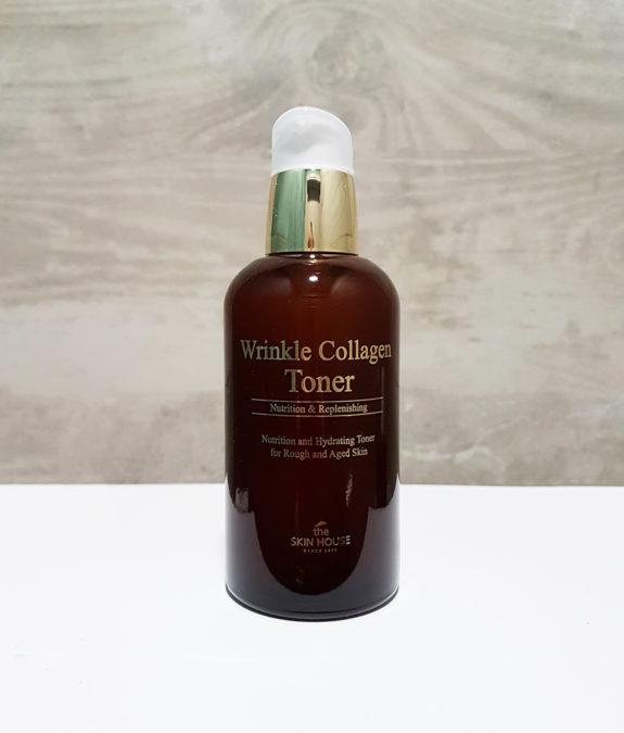 The Skin House Wrinkle Collagen Toner 1