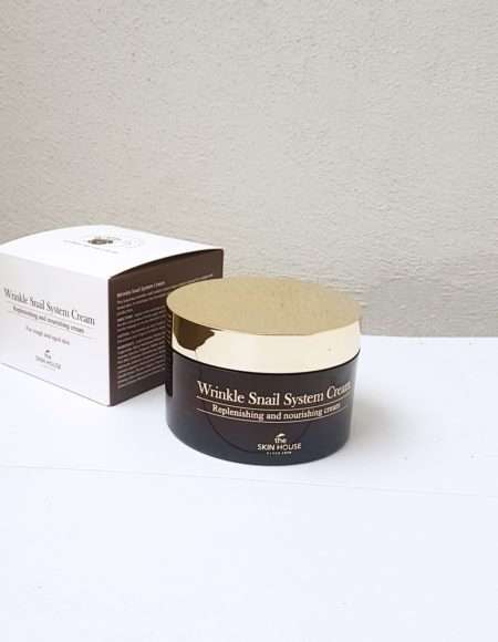The Skin House Wrinke Snail System Cream 100ml