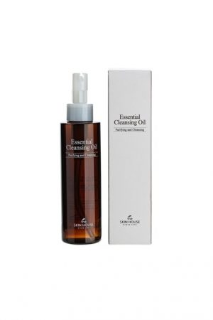 The Skin House Essential Cleansing Oil -puhdistusöljy