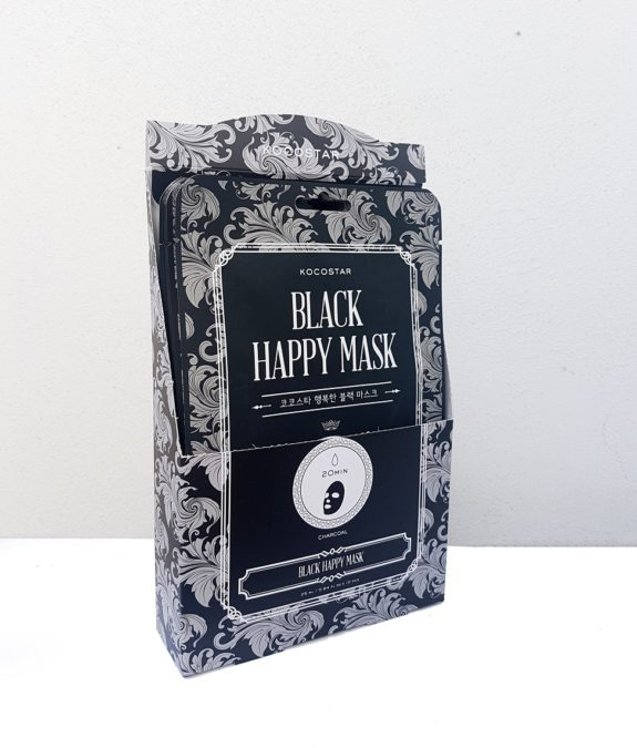 Kocostar-Black-Happy-Mask-2