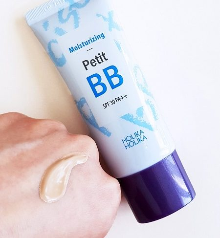 Moisturizing Petit BB-Cream