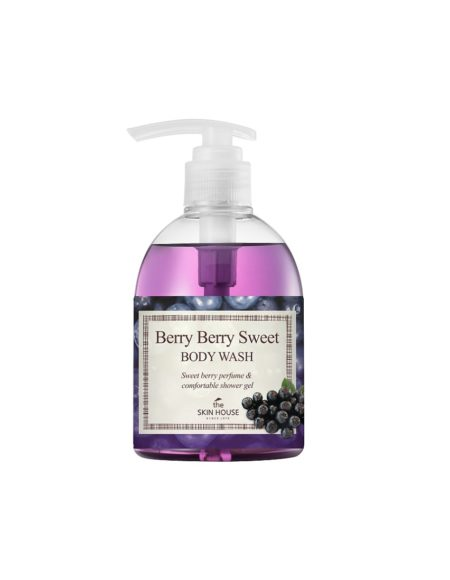 TSH Berry Berry Sweet Body Wash -suihkugeeli