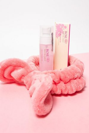 TSH Rose Water Mist ja Ribbon Hair Band