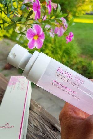 The Skin House Rose Water Mist -kasvosuihke
