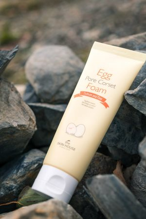 The Skin House Egg Pore Cleansing Foam