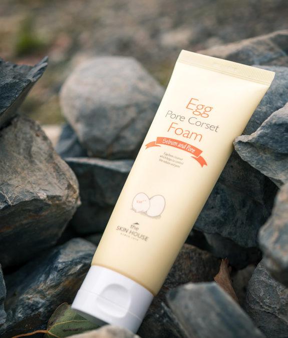 The Skin House Egg Pore Cleansing Foam