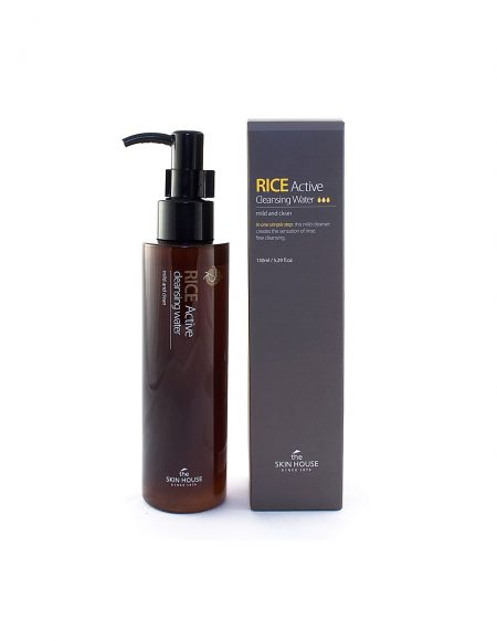 The Skin House Rice Active Cleansing Water -puhdistusvesi