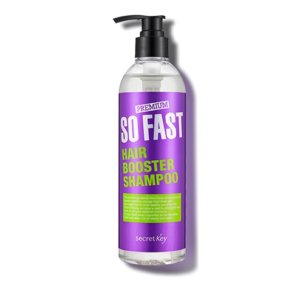 Secret Key Premium So Fast Hair Booster Shampoo