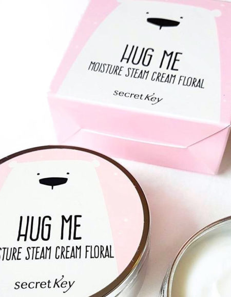 Hug Me Moisture Steam Cream -kasvovoide