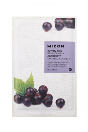 Mizon Joyful Time Essence Mask Acai Berry