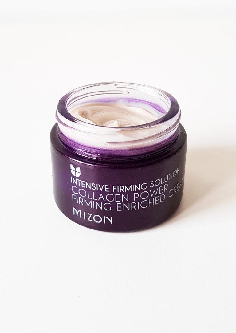 Mizon Collagen Power Firming Enriched Cream -koostumus