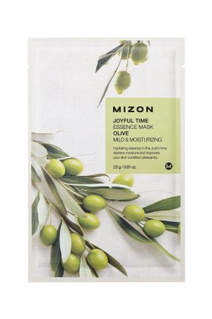 Mizon Joyful Time Essence Mask Olive