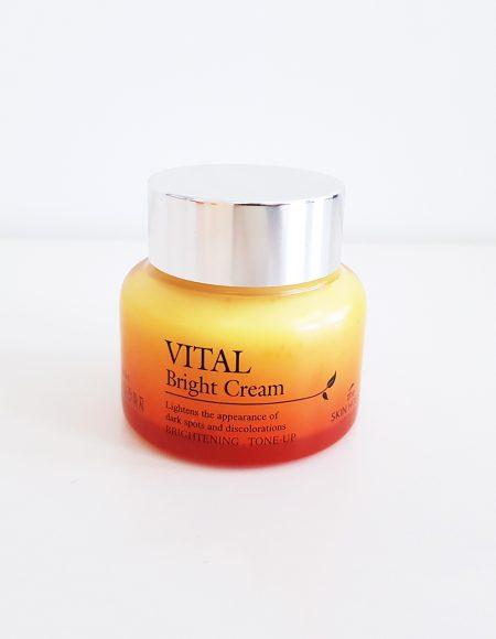 The Skin House Vital Bright Cream -kasvovoide