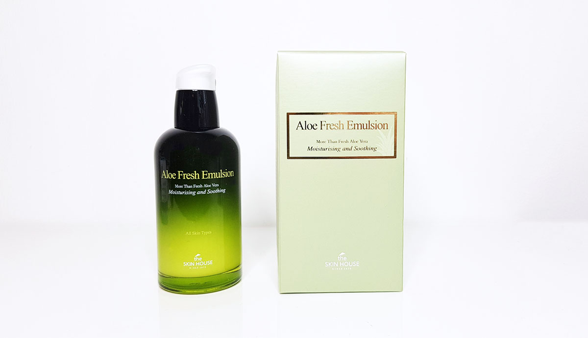 Aloe Fresh Emulsion - The Skin House