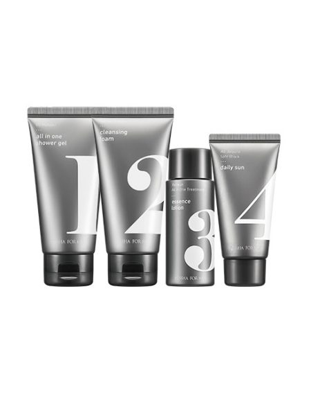 Missha For Men Skin Care Kit