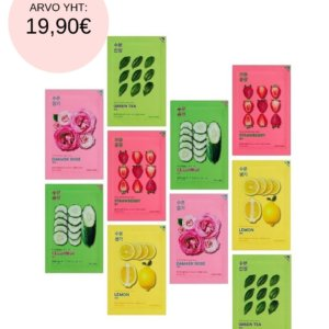 Holika Holika Pure Essence Mask Set