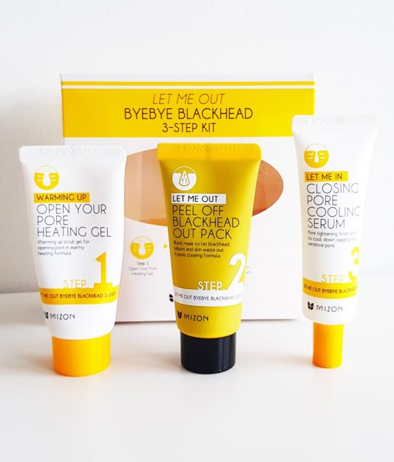 Let Me Out ByeBye Blackhead 3-Step Kit
