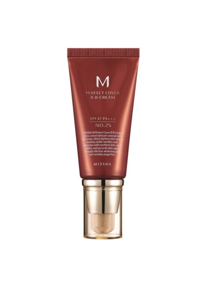 Missha M Perfect Cover BB Cream #25 Warm Beige