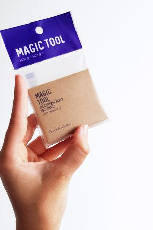 Magic Tool Oil Control Paper