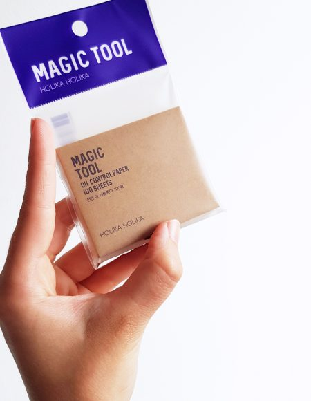 Magic Tool Oil Control Paper