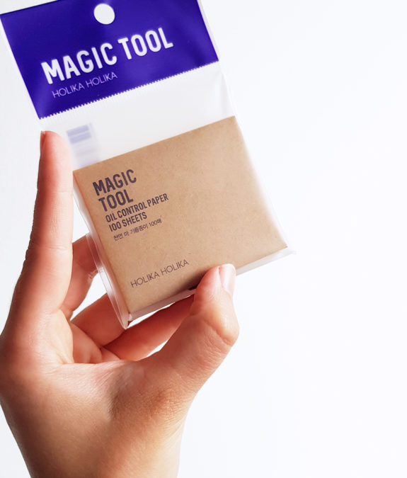 Magic Tool Oil Control Paper -pakkaus