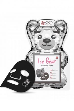 SNP Ice Bear Charcoal Mask
