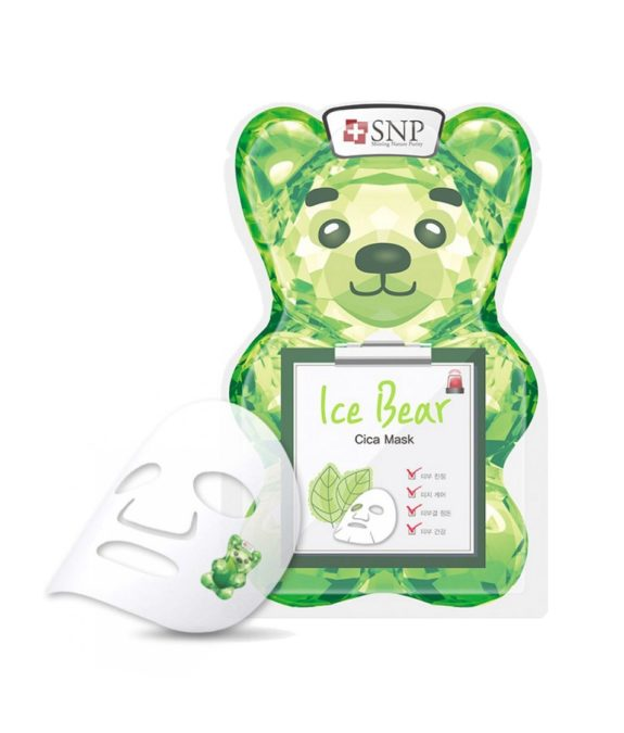 SNP Ice Bear Cica Mask