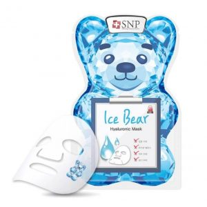 SNP Ice Bear Hyaluronic Mask