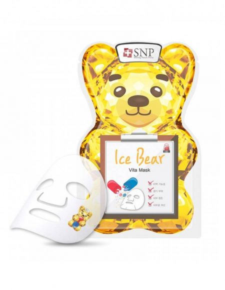 SNP Ice Bear Vita Mask