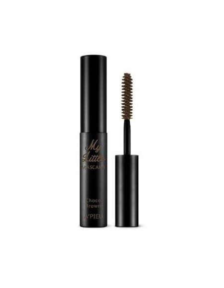 A'Pieu My Little Mascara Choco Brown