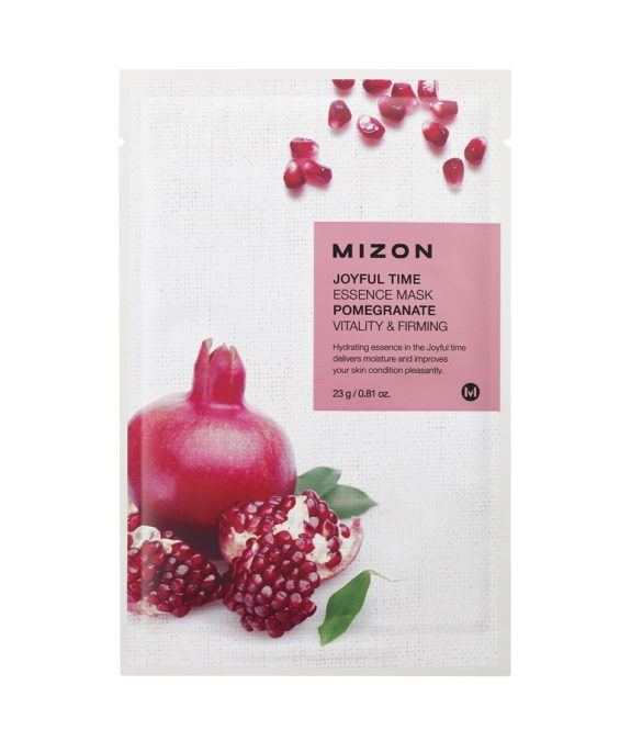 Mizon Joyful Time Essence Mask Pomegranate