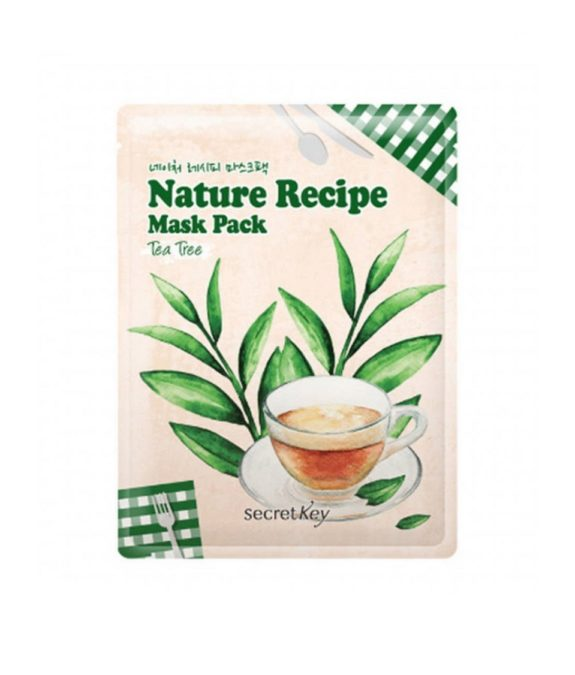 Secret Key Nature Recipe Mask Pack