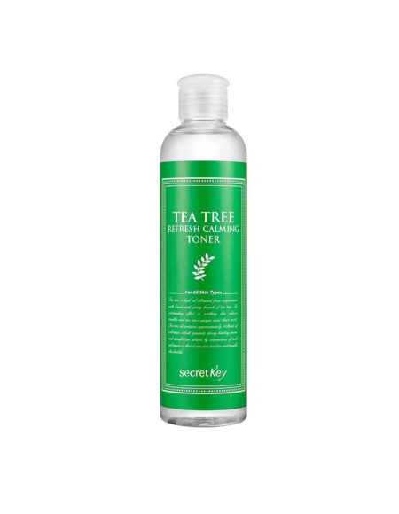 Secret Key Tea Tree Refresh Calming Toner -kasvovesi