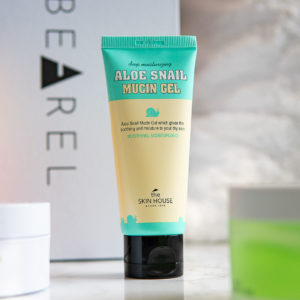 The Skin House Aloe Snail Mucin Gel