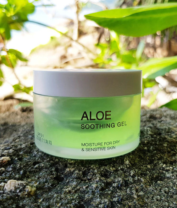 The Skin House Aloe Soothing Gel -kasvoille 1