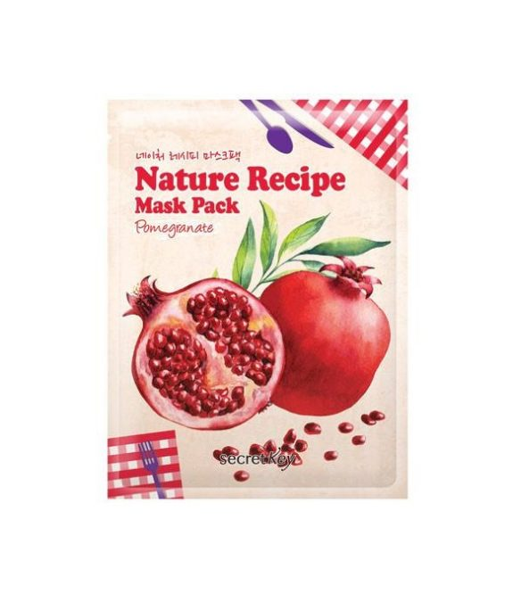 Nature Recipe Mask Pack Pomegranate