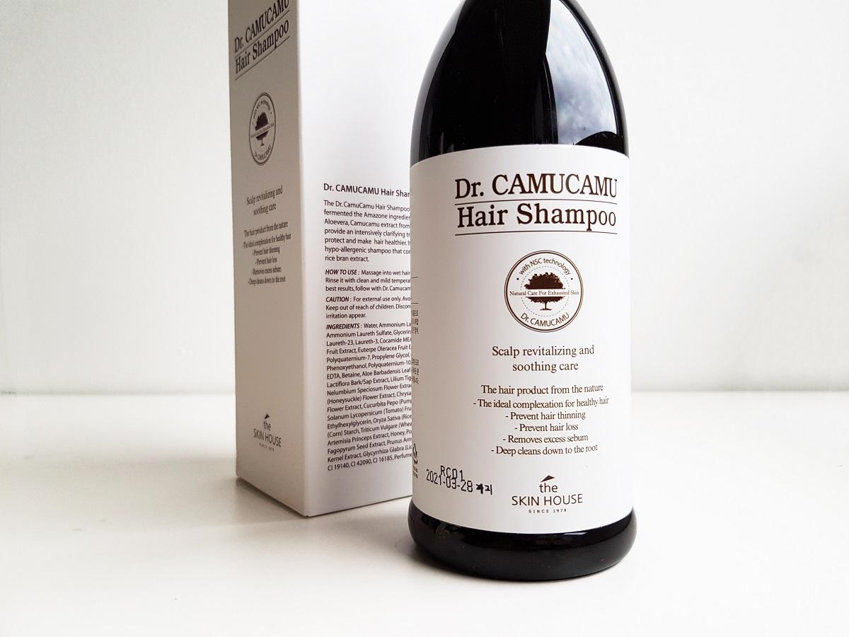 Dr. Camucamu Hair Shampoo