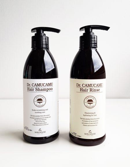Dr. CamuCamu Hair Shampoo ja hoitoaine