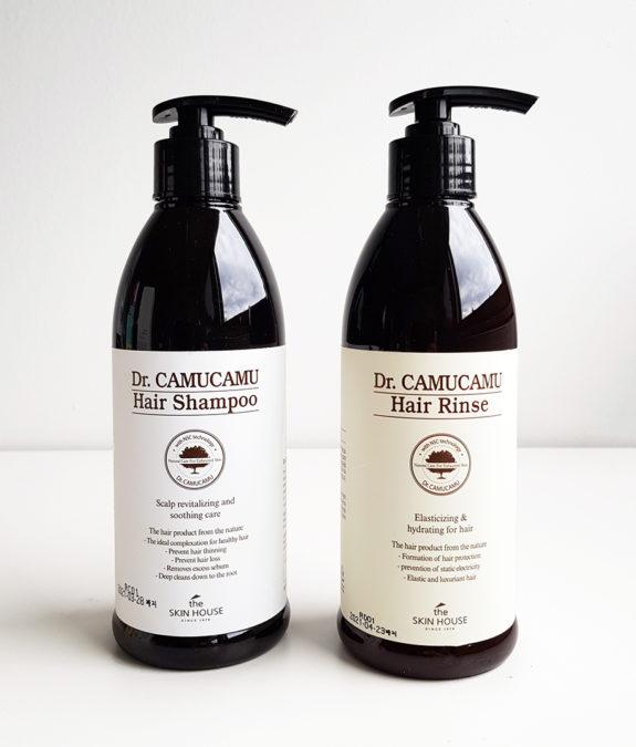 Dr. Camucamu Hair Shampoo ja hoitoaine 2