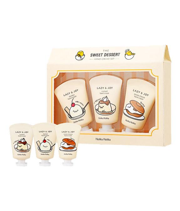 Gudetama Hand Cream Set -käsivoiteet