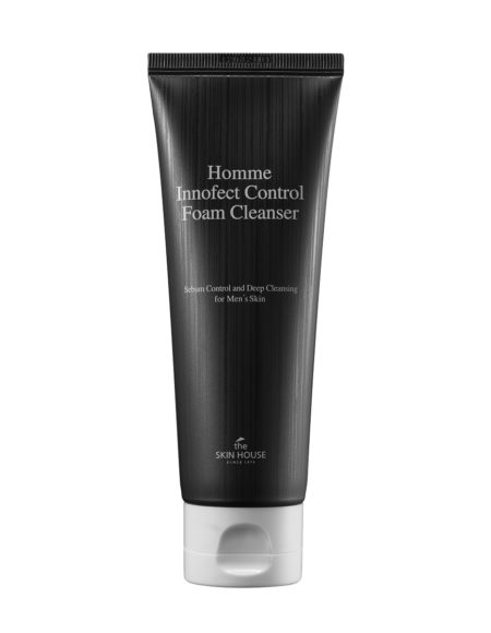 The Skin House Homme Innofect Control Foam Cleanser